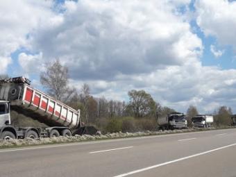 Волинську трасу «Київ-Ковель-Ягодин» розширюють