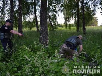 На Волині провели тренування поліції