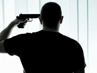 48-річний волинянин вистрілив собі в голову