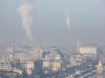 Україну накриє хмара пилу з Сахари