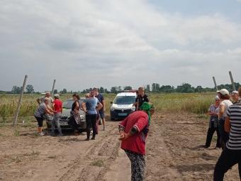 У селі Стенжаричі Володимир-Волинського району виявлено більше 20 нелегальних працівників
