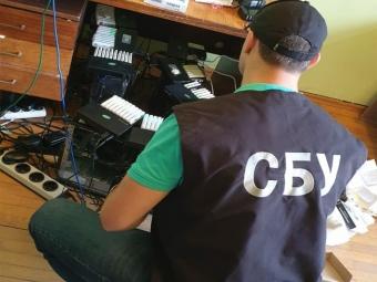 СБУ нейтралізувала в Луцьку потужну ботоферму