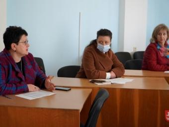 У Володимирі відбулось засідання робочої групи з питань формування місцевого бюджету