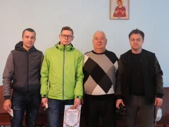 У Володимирі-Волинському телевізійників привітали з професійним святом