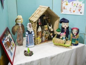 У Нововолинську для відвідувачів відкрита «Різдвяна феєрія»