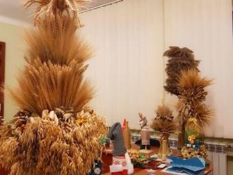 Володимирчанка перемогла в обласному конкурсі різдвяно-новорічної атрибутики