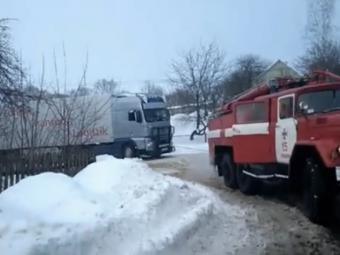 За вихідні на Волині рятувальники відбуксирували 5 автомобілів