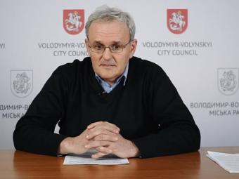 Головний архітектор Володимира прозвітував на сайті міської ради