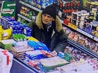З магазину у Володимирі чоловік поцупив пляшку спиртного