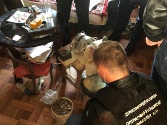У Володимир-Волинському районі ліквідували майстерню з нелегальної обробки бурштину