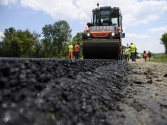 На волинські місцеві дороги Уряд додатково виділив понад 109 мільйонів гривень