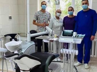 У стоматологічній поліклініці Володимира оновили хірургічний кабінет