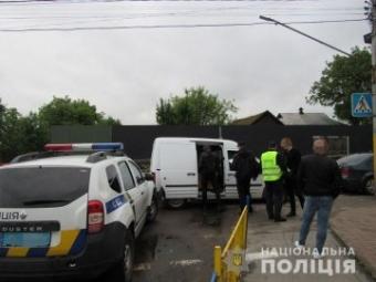 В Києві вкрали платіжний термінал
