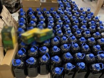 Працівників НАН підозрюють у виготовленні фальсифікованого алкоголю
