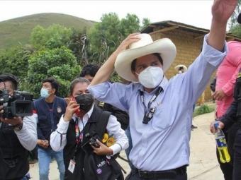 На президентських виборах у Перу переміг учитель