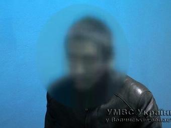 Волинянин заманив дівчину в ліс та вбив за 300 гривень боргу