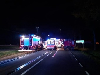 У Польщі в жахливій аварії загинули дві українки