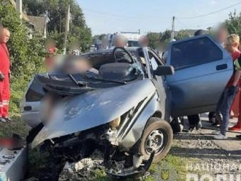 В Одеській області у ДТП загинуло троє поліцейських