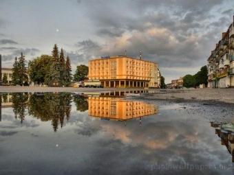 У Володимирі оголосили конкурс на кращу концепцію капітального ремонту площі Героїв