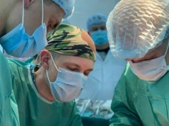Ковельські лікарі вперше в Україні провели посмертну трансплантацію нирки