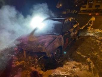 У Польщі біля згорілої автівки знайшли тіло українця