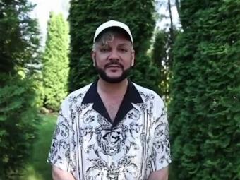Російському співаку Кіркорову заборонили в'їзд до України