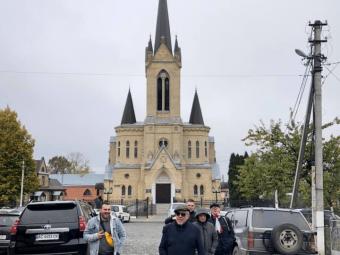 До Луцька приїхав Андрій Макаревич