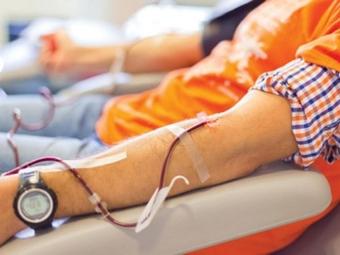 У Володимирі-Волинському кров одужалих від коронавірусу збиратимуть для лікування хворих