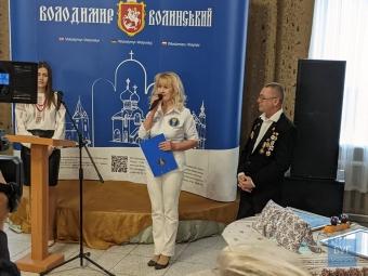 У Володимирі зареєстрували два світових рекорди майстра Анатолія Бойка