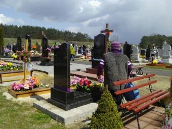 На кладовища Володимир-Волинської громади у поминальну неділю  не запускатимуть додаткові маршрути громадського транспорту