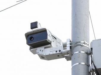 З 13 жовтня на виїзді з Володимира у напрямку Луцька працює камера автофіксації порушень ПДР