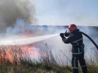 На Волині оголошена надзвичайна пожежна небезпека