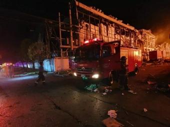 У Таїланді стався вибух нп хімзаводі, постраждали десятки людей