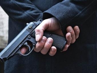 У Володимирі під час святкування Дня міста затимали чоловіка з пістолетом та наркотиками