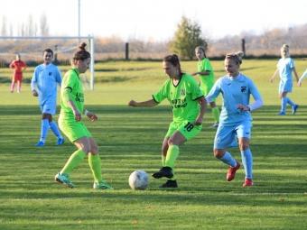 Жіноча команда з Володимира потрапила до фінального етапу Дівочої футбольної ліги Ю-16
