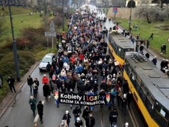 У Польщі відновилися антиурядові протести