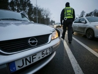 Поліція отримала право штрафувати євробляхи на місці
