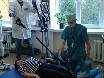У лікарні Володимира працює мультидисциплінарна бригада