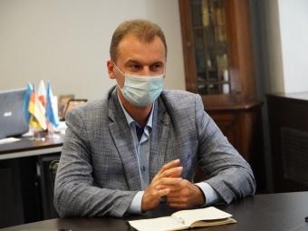 Журналісти з міським головою розмовляли про перейменування міста, утеплення будинків, ремонт у лікарні