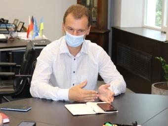 Як використати кошти соцеконому, що чекає приміщення інфекційної лікарні та вакцинація на «Княжому» – про це запитували міського голову