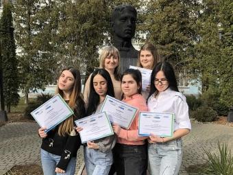 Студенти педколеджу стали переможцями конкурсу «Я проти торгівлі людьми»