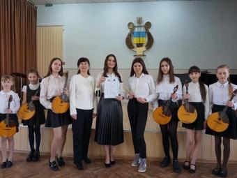Учні музичної школи – призери обласних, всеукраїнських і міжнародних конкурсів