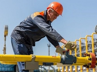 Україна почала ре-експорт газу до європейських країн