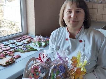 Чудовий подарунок до свята 8 Березня – смачні букети з печива