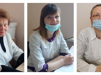 В Устилузькій амбулаторії трудяться чуйні і душевні лікарі та медсестри