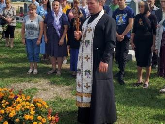 В Іваничах вшанували пам'ять Героя Небесної Сотні