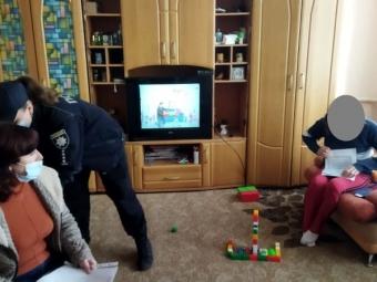 В Іваничах на матір склали протокол за неналежне виконання батьківських обов'язків