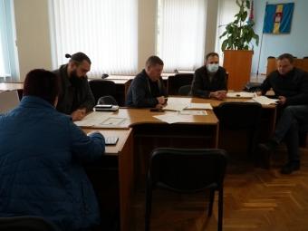Засідала комісія з розподілу бюджетних коштів