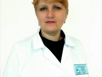 Марія Коваль, завідувачка Володимир-Волинською амбулаторію загальної практики сімейної медицини №2