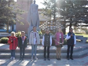 У Луковичах обладнали пам'ятник землякам